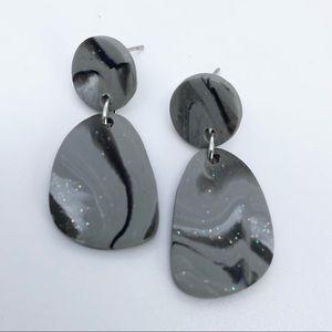🆕Handmade Marble Earrings